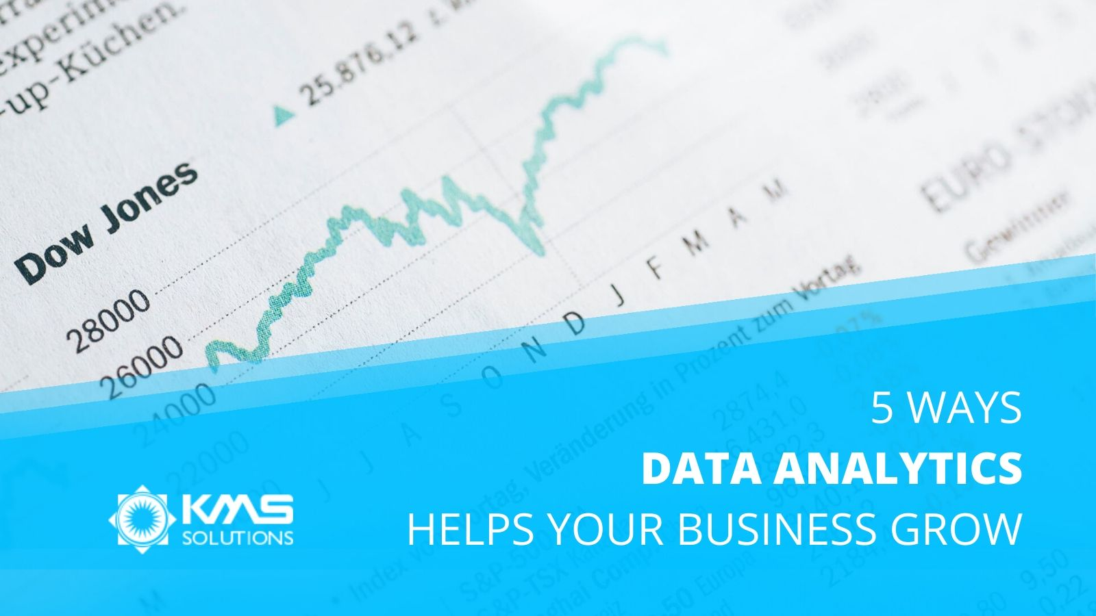 5 Ways data analytics can help your business grow