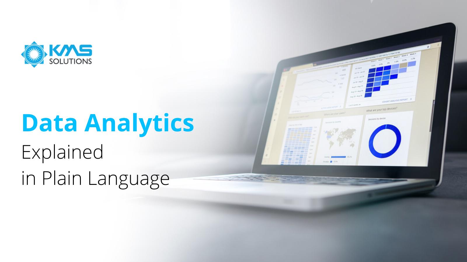Data Analytics Explained in Plain Language edited