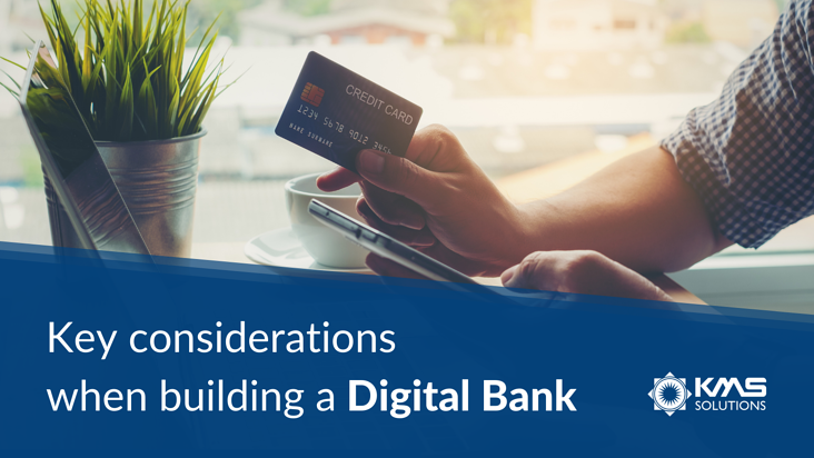 The imperatives for building a digital bank