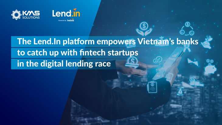 lend.in digital lending platform by kms solutions and kuliza